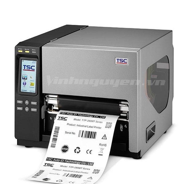 Máy in mã vạch TSC TTP-384MT