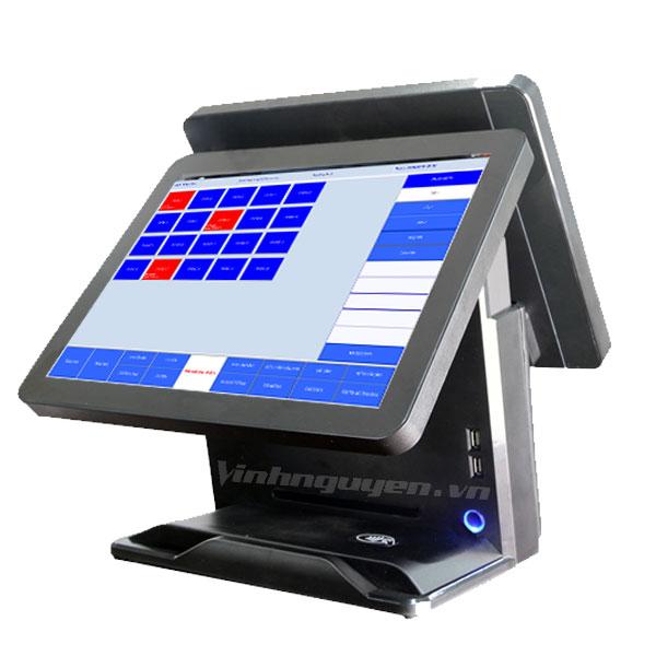 Máy bán hàng Cảm Ứng GPOS QT 66 (j1900 Ram 4gb - SSD 64gb)