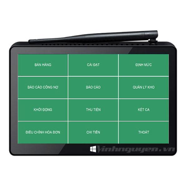 Máy tính tiền cảm ứng Pipo QT66
