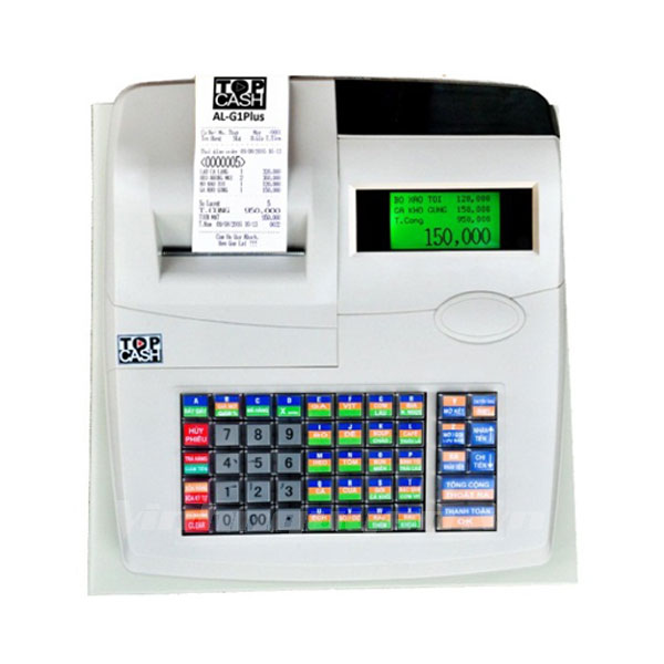 Máy tính tiền Topcash AL-G1 Plus