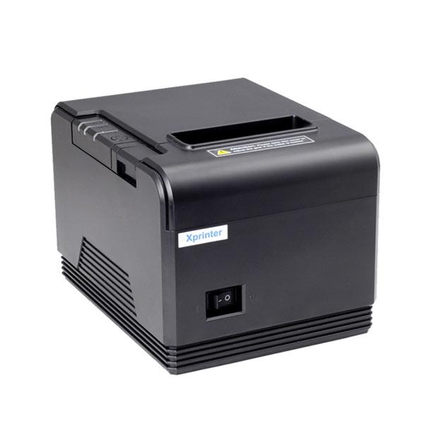 Máy in hóa đơn Xprinter XP Q80i Cũ - Hàng demo chưa sử dụng
