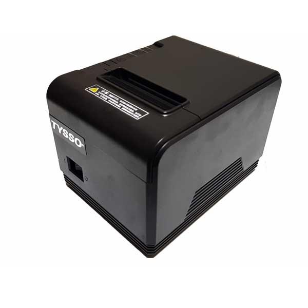 Máy in hóa đơn TYSSO T200 Cổng USB + LAN