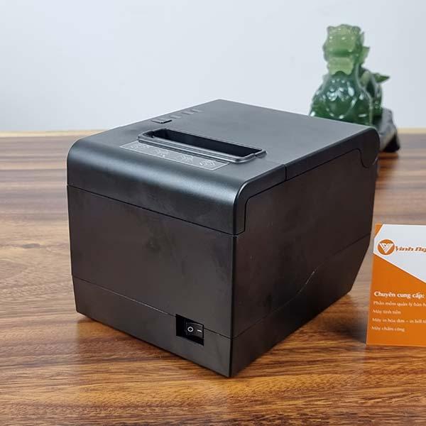 máy in hoá đơn Xprinter K200UL [USB + LAN 230mm/s]