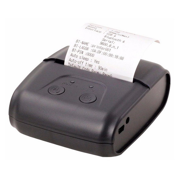 Máy in hóa đơn di động Xprinter P200 - Bluetooth